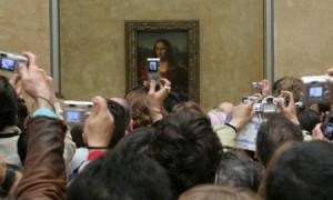 La Gioconda di Leonardo: lei ha caldo al culo